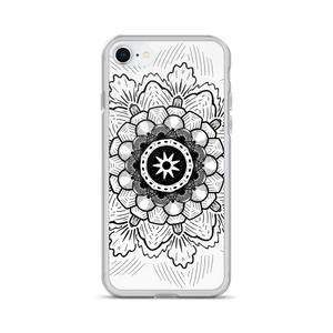 Star Deco Mandala iPhone Case