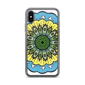 Spring In The City iPhone Case