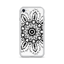 Electric Snowflake Phone Case
