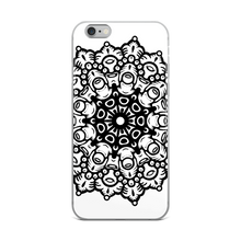 Barnacle Flower iPhone Case