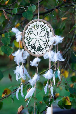 Dreamcatcher, Handmade with Love - Deep Inspire Dream cadeau Tantilly