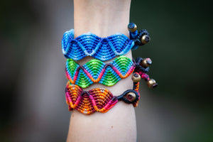 Braided bracelets jewelry Tantilly