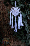 Dreamcatcher, Handmade with Love ❤ - White cadeau Tantilly