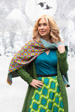 Reversible scarf new new new Lily Scarves Tantilly