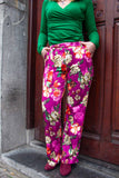 Belize pants Tantilly's Ultimate pants- casual & chique- sweet fuchsia pants Tantilly