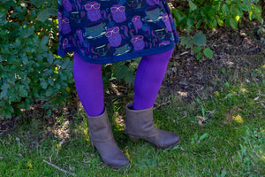Legging Bright Purple legging Tantilly