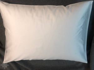 Kearsley White 300tc Soleil Sateen Envelope Closure Pillow Protector