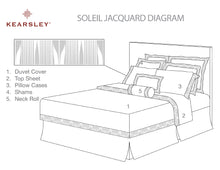 Soleil Sateen Classic Pillow Cases