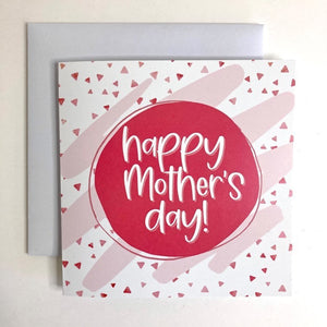 Mother's Day Card - Contemporary