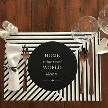 Graphic Series Paper Placemat