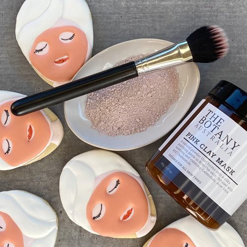 Pink Clay Mask by The Botany Australia