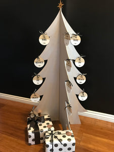 3D Christmas Tree - extra large
