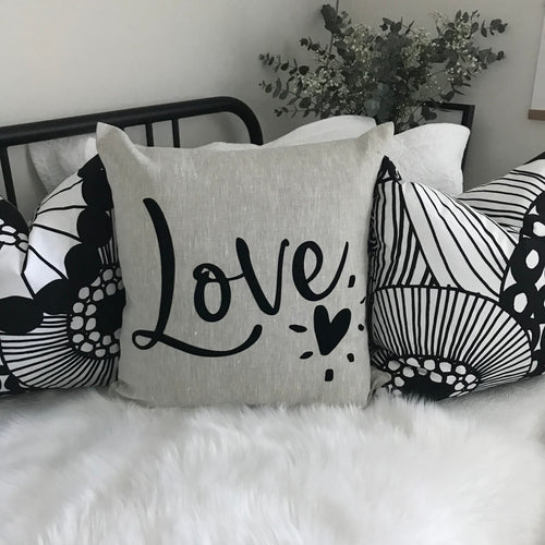 Cushion - Love