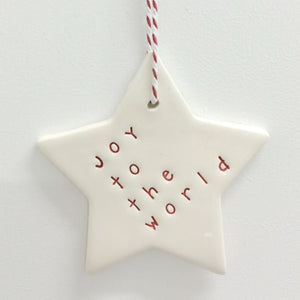 Star - Joy to the World