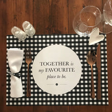 Paper Placemats - Graphic
