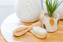 Wooden Baby Brush