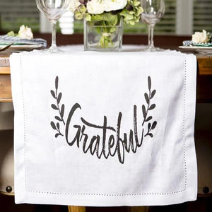Grateful Table Runner