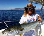 Kevin Keller Big Yellowtail Catalina Island Pacific Charters