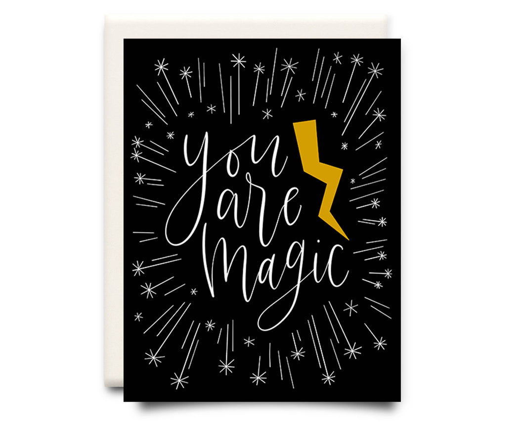 You are Magic | Birthday Greeting Card