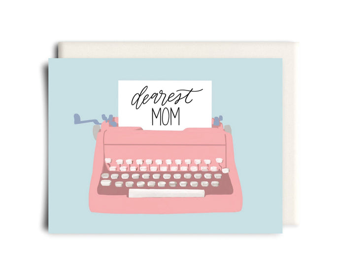 Dearest Mom | Mother's Day Greeting Card