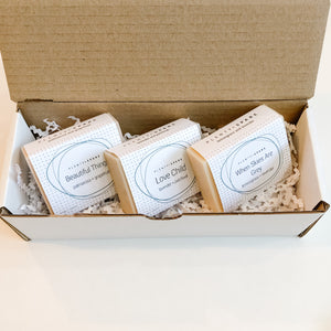 Soap Trio Gift Set