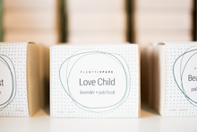 Load image into Gallery viewer, Love Child Soap (lavender + patchouli)