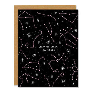 In the Stars | Greeting Card