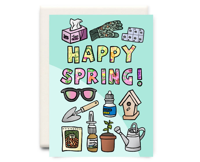 Happy Spring | Everyday Greeting Card