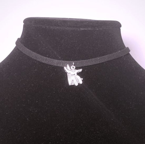 Anubis Choker Necklace Egyptian God