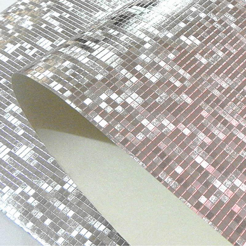 Modern Luxury Glitter Mosaic Wallpaper. - Paruse