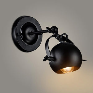 Retro loft wall light - Paruse