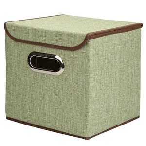 Open image in slideshow, New Fabric Folding clothes storage box. - Paruse