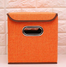 New Fabric Folding clothes storage box. - Paruse