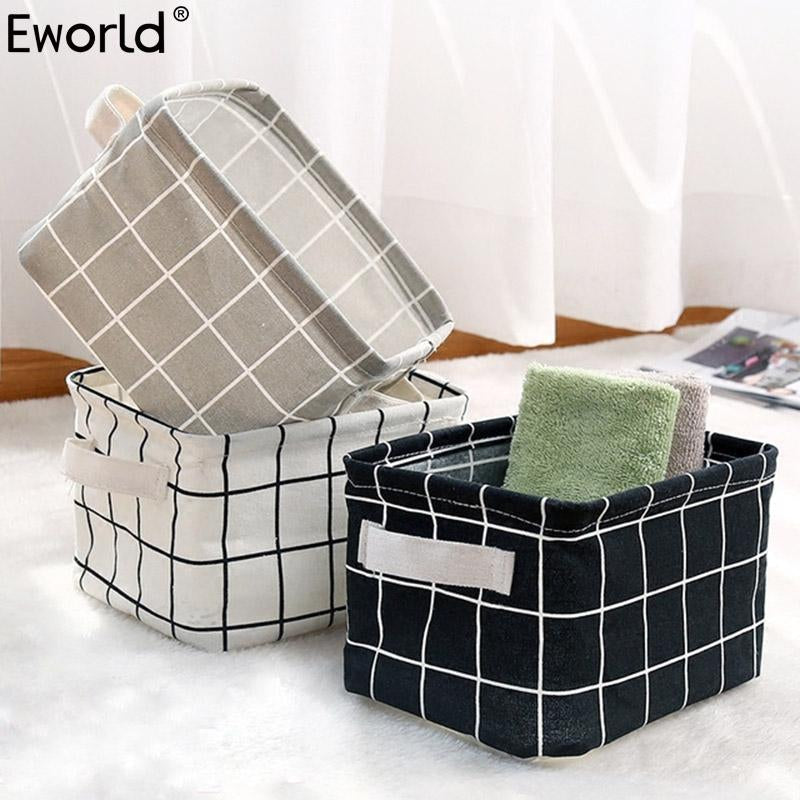 Eworld Desktop Storage Organizer Bag - Paruse
