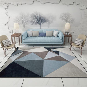 Open image in slideshow, Modern Carpet for Living Room - Paruse