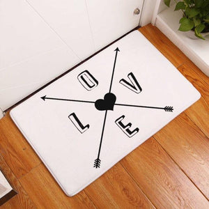 Open image in slideshow, Nordic Arrow Printed Floor Mat - Paruse