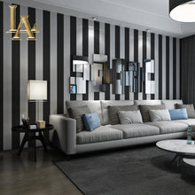 Cozy Fashion 3D Modern Striped Wallpaper - Paruse