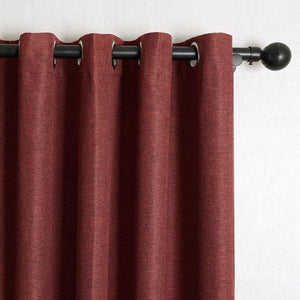 Open image in slideshow, Solid Color Blackout Curtains. - Paruse