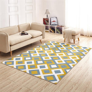 Open image in slideshow, ADQKCLY 3D Geometric Printed Carpet - Paruse