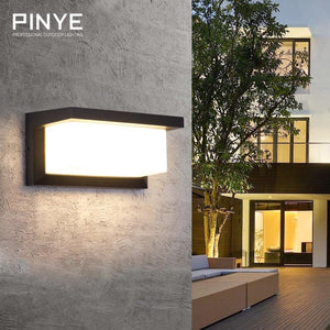 18W LED Wall Light - Paruse