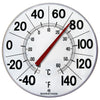 "Large 12""Institutional Indoor / Outdoor Thermometer"