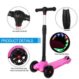 Kick Scooter Adjustable Height Best Gifts