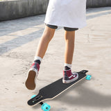 Maple Long Board Complete Skateboard
