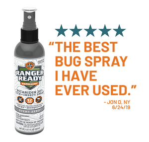 Ranger Ready Repellent 100ml Bottle