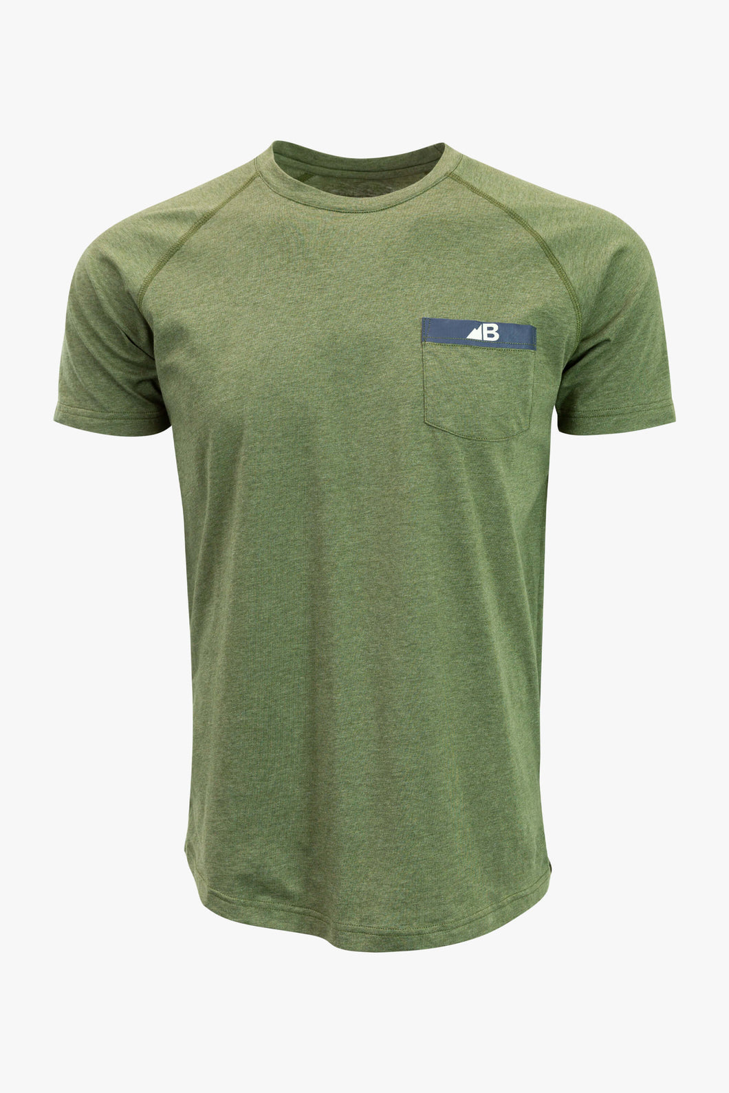 Men's Barnum Tek Tee (Green)