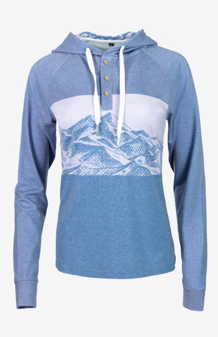 Belong - Women's Glacier Hoodie (Gray)