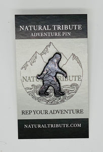 Natural Tribute Adventure Pin