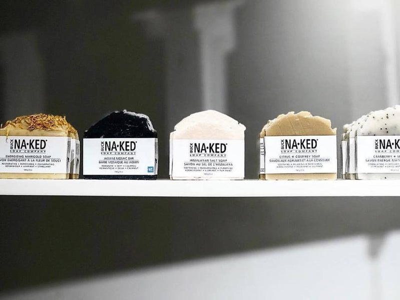 Meet The Maker - Rina Clarke from Buck Naked Soap Company
