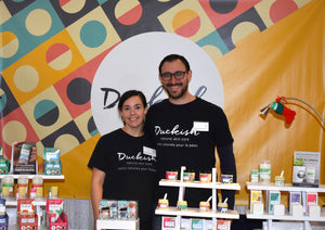 Meet The Maker - Carolyn & Josh from Duckish