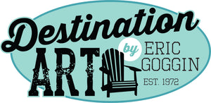 Meet The Maker - Eric Goggin from Destination Art